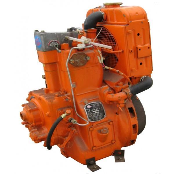 Двигатель дизельный  с водяным охлождением Кентавр DL190-12