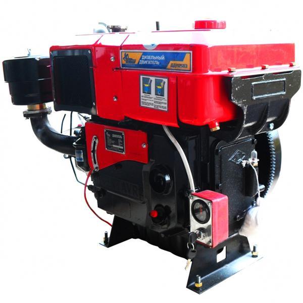 Двигатель дизельный  с водяным охлождением Кентавр ДД 1125ВЭ