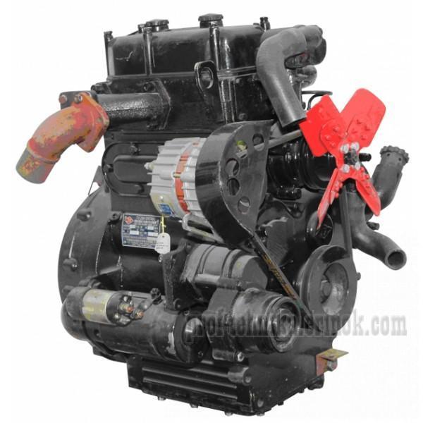 Фото Двигатели, Двигатели дизельные  Двигатель дизельный  с водяным охлаждением Кентавр TY-2100I