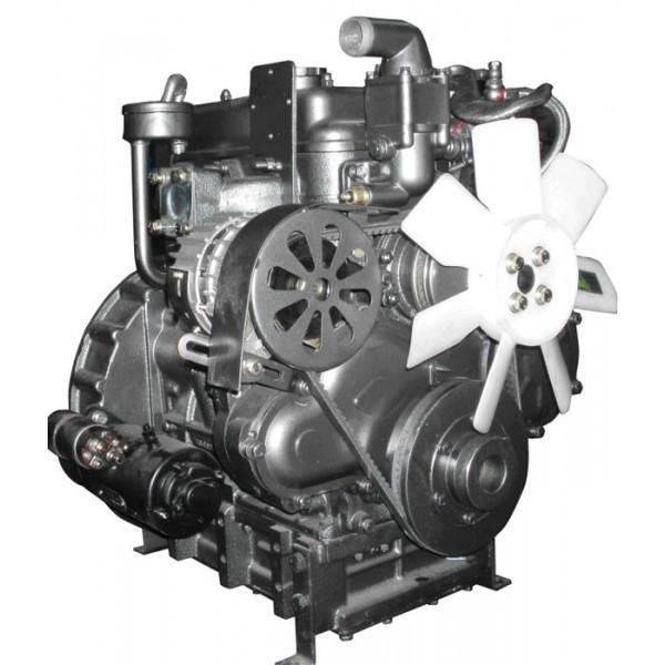 Двигатель дизельный  с водяным охлаждением Кентавр КМ 385ВТ