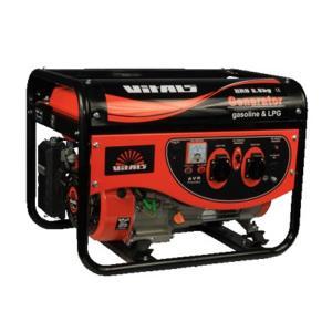 Генератор бензиновый (газовый) VITALS ERS 2.8bg