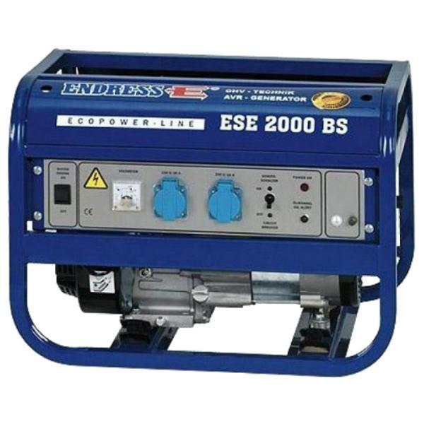 Бензиновый генератор ENDRESS ESE 2500BS ES