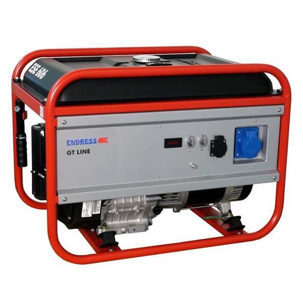 Бензиновый генератор ENDRESS ESE 606RS-GT