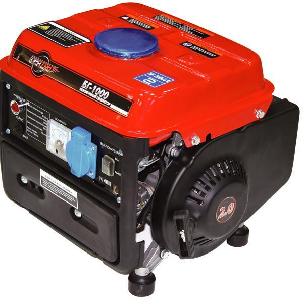 Бензиновый генератор Протон БГ-1000