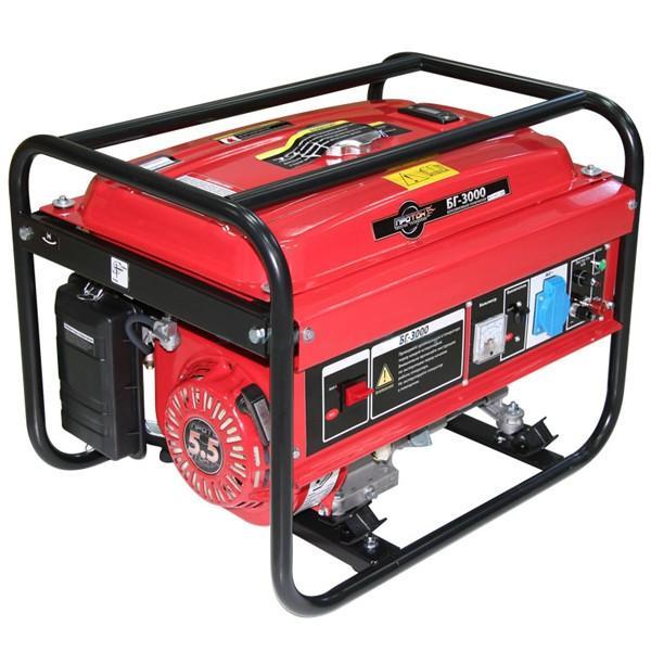 Бензиновый генератор Протон БГ-3000