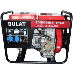 Дизельный генератор БУЛАТ BDG6000E