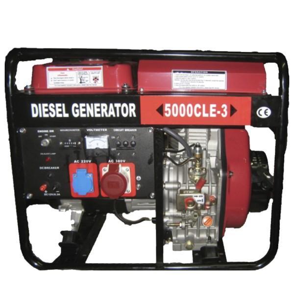 Трехфазный генератор WEIMA WM5000CLE-3