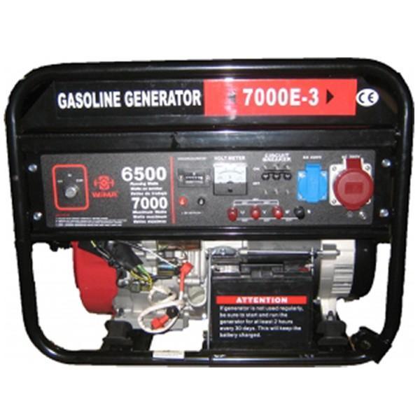 Трехфазный генератор WEIMA WM7000E-3