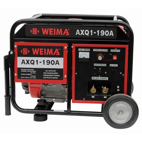 Сварочный генератор WEIMA WM AXQ1-190A