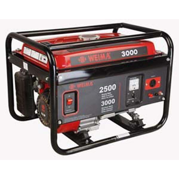 Бензиновый генератор WEIMA WM3000(E)