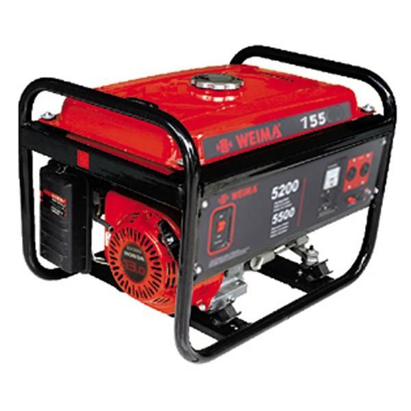 Бензиновый генератор WEIMA WM155(E)