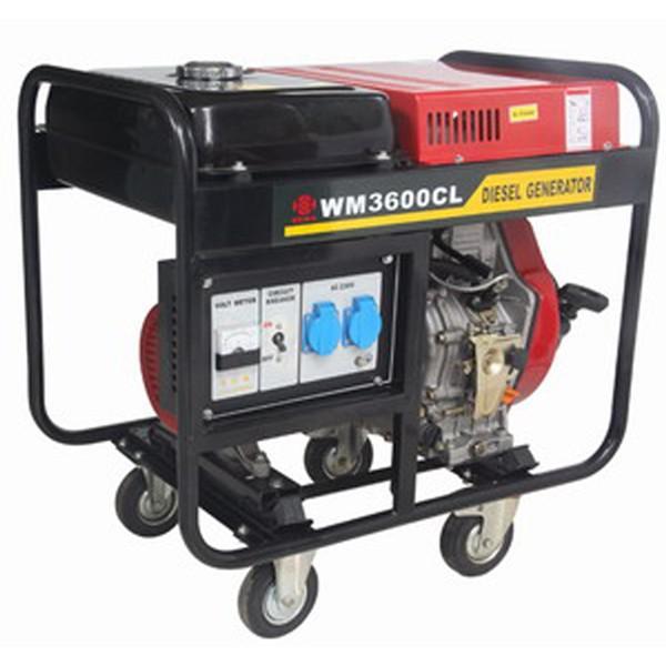 Дизельный генероатор WEIMA WM3600CL
