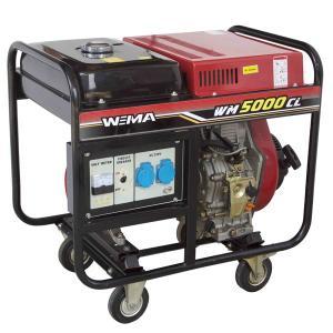 Дизельный генератор WEIMA WM5000CL