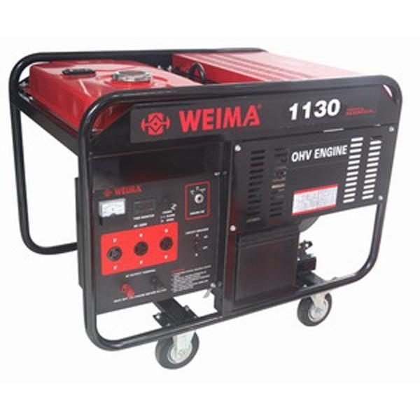 Бензиновый генератор двухцилиндровый WEIMA WM1130