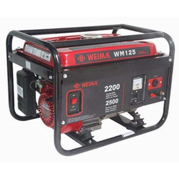 Бензиновый генератор WEIMA WM125