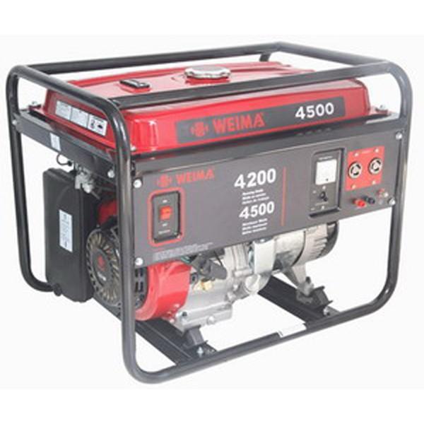 Бензиновый генератор WEIMA WM4500-E