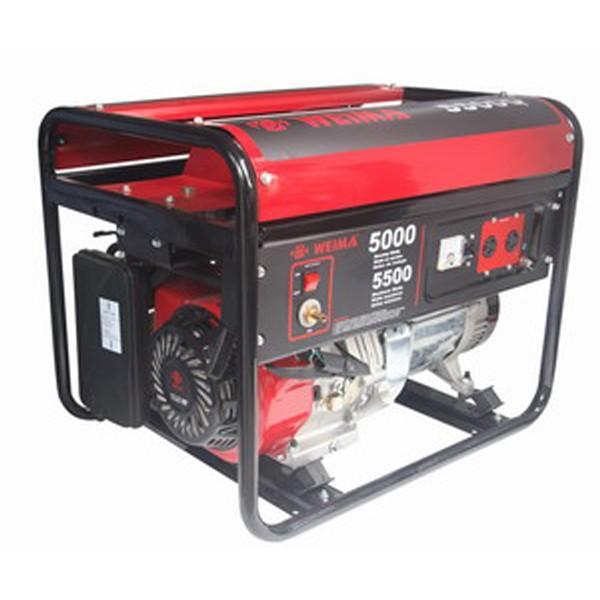 Газовый генератор WEIMA WM5500E-Q