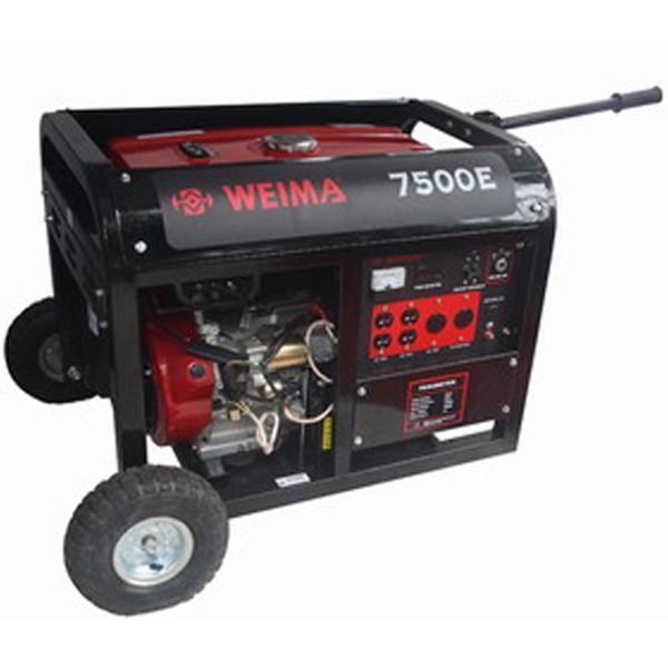 Бензиновый генератор WEIMA WM7500E