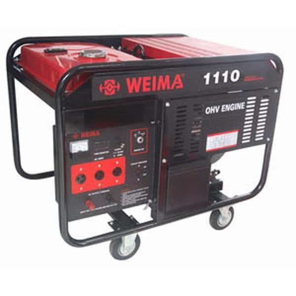 Бензиновый двухцилиндровый генератор WEIMA WM1110-A