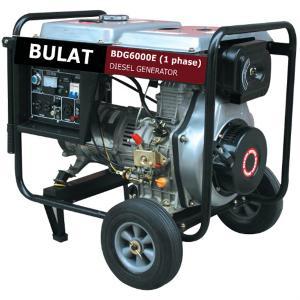 Трехфаэный генератор БУЛАТ BDG6000CLE-3
