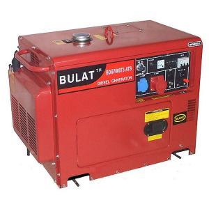 Трехфазный генератор БУЛАТ BDG7000E3-Silent