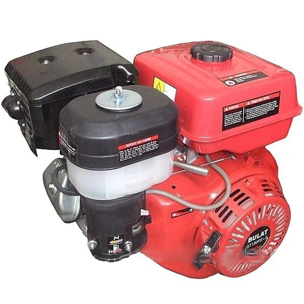 Двигатель бензиновый БУЛАТ BT190FE-S