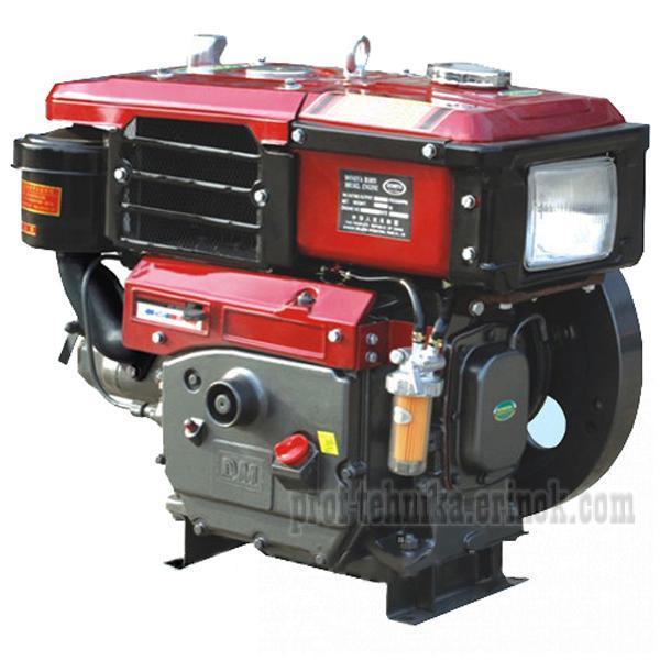 Фото Двигатели, Двигатели дизельные  Двигатель дизельный БУЛАТ R192NE