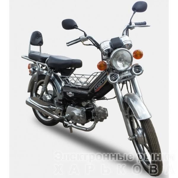 Мотоцикл Spark SP110C-1A - Мотоциклы, мотороллеры, скутеры, мопеды на рынке Барабашова