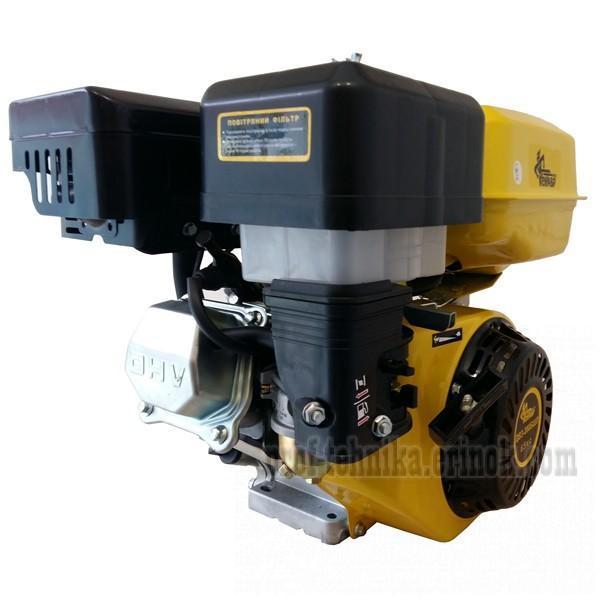 Фото Двигатели, Двигатели бензиновые Двигатель бензиновый ДВС-200БШЛ