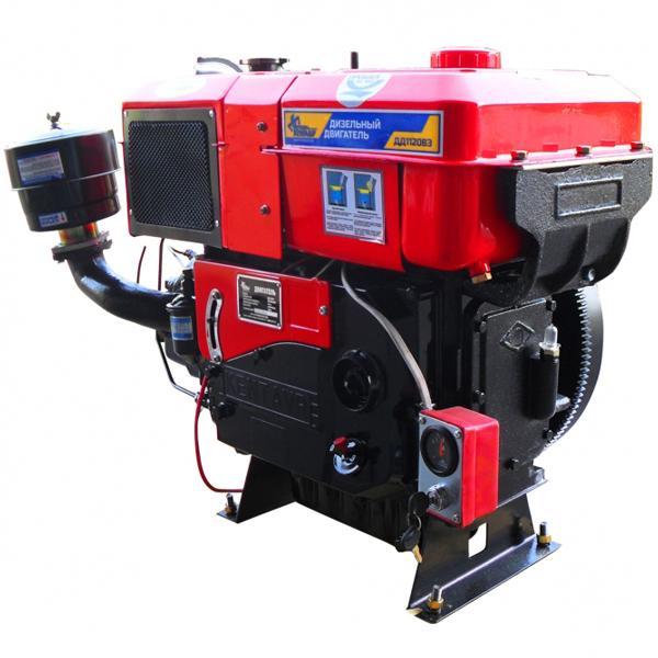 Двигатель дизельный с водяным охлаждением Кентавр ДД 1120ВЭ
