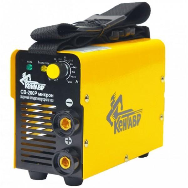 Сварочный апарат инверторного типа Кентавр СВ-200Р микрон