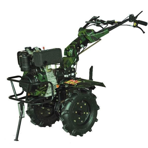 Мотоблок дизельный ZIRKA GT76D02