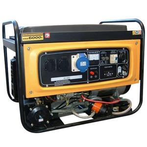 Газовый генератор KIPOR KNGE 6000E