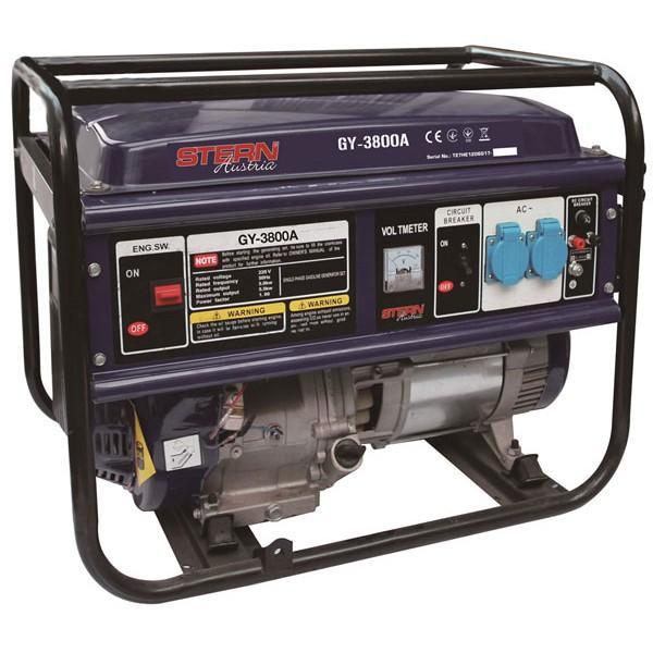 Генератор бензиновый Stern GY-3800A