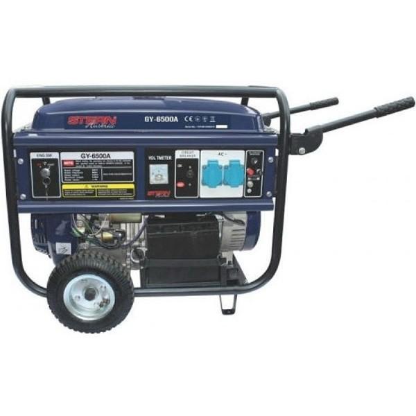 Генератор бензиновый Stern GY-6500A