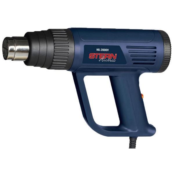 Фен технический Stern HG-2000 V