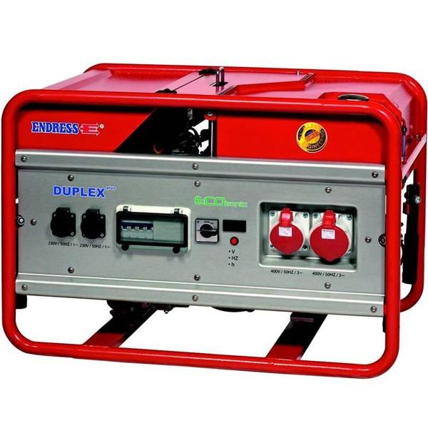 Бензиновый трехфазный генератор ENDRES ESE 1306 DSG-GT ES DUPLEX