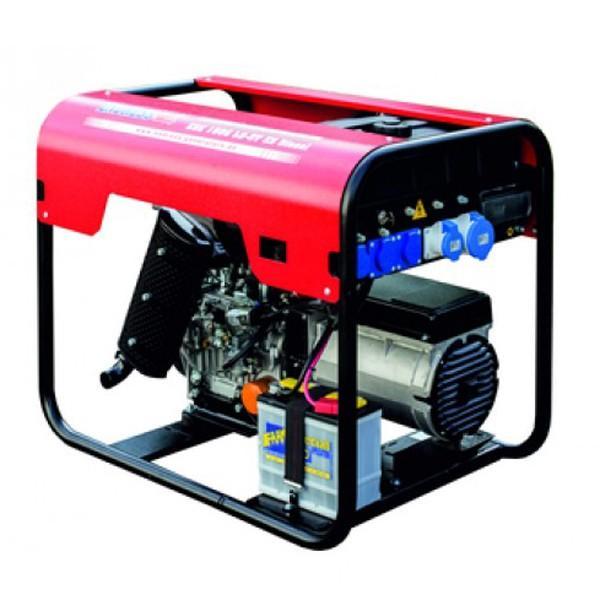 Дизельный трехфазный генератор ENDRESS ESE 1506 DLS-GT ES Diesel