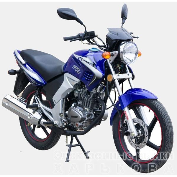 Мотоцикл Spark SP150R-22 - Мотоциклы, мотороллеры, скутеры, мопеды на рынке Барабашова