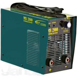 Сварочный апарат инверторного типа Мега MS 200A