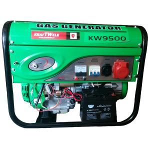 Генератор газовый (бензиновый) KRAFTWELLE KW9500