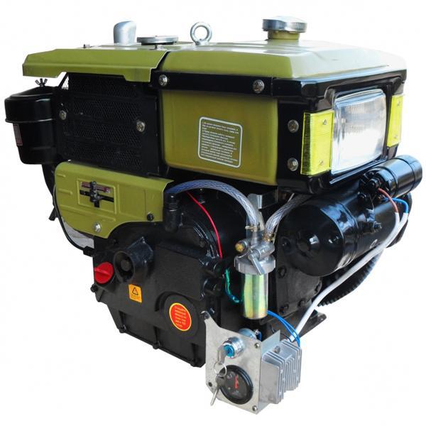 Двигатель дизельный  с водяным охлаждением Кентавр ДД 190В