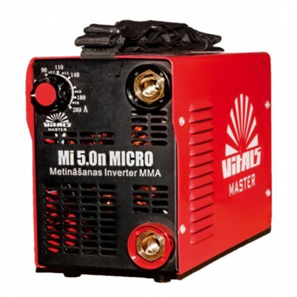 Сварочный аппарат инверторного типа Vitals Mi 5.0n MICRO