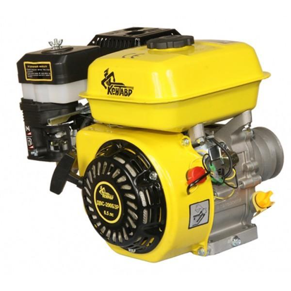 Фото Двигатели общего назначения Двигатель бензиновый Кентавр ДВС-200БЗР