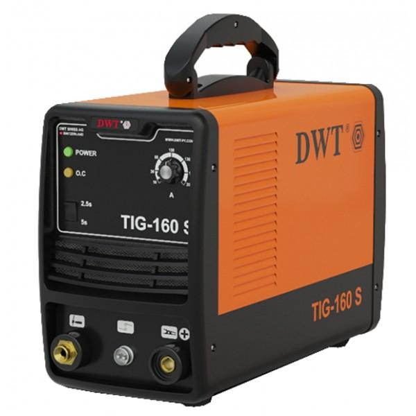 Сварочный аппарат инверторного типа DWT TIG-160 S