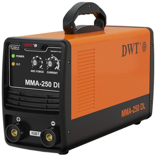 Сварочный аппарат инверторного типа DWT MMA-250 DL