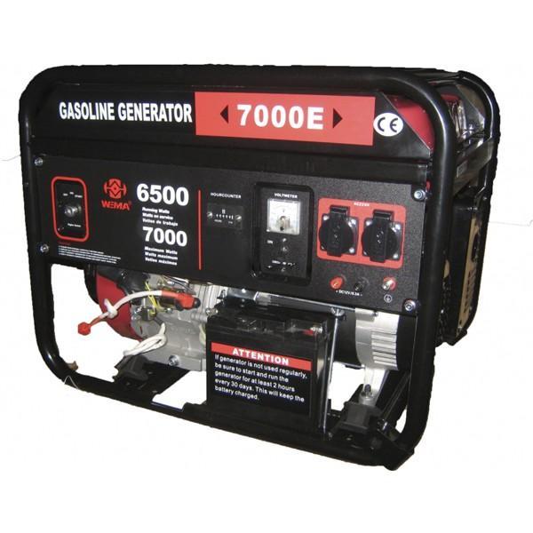 Бензиновый генератор WEIMA WM7000
