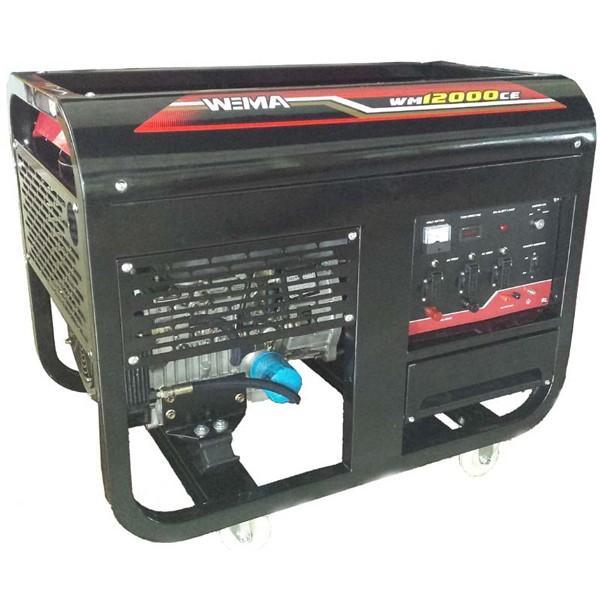 Дизельный генератор трех фазный  WEIMA WM12000CE3