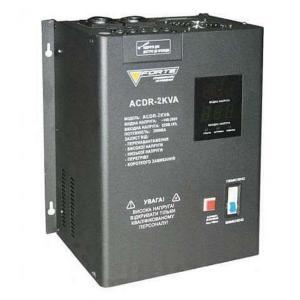 Стабилизатор напряжения Forte ACDR-2kVA (Настенный)