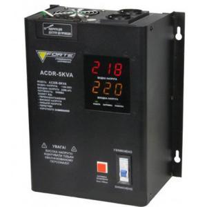Стабилизатор напряжения Forte ACDR-5kVA (Настенный)